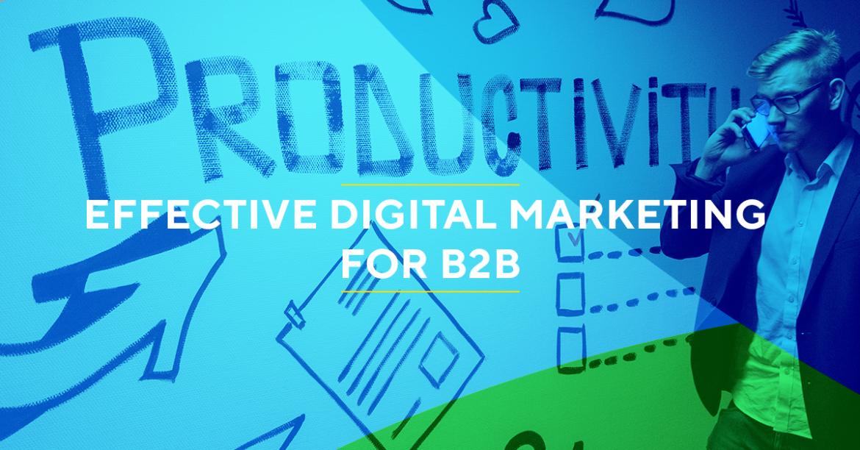 B2B effective marketing